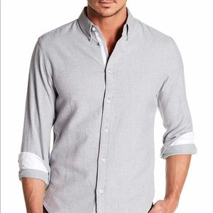 Rag and bone Tomlin fit 2 button up